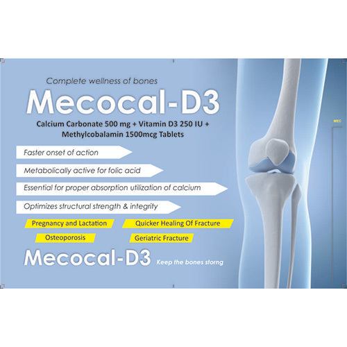 Mecocal-D Tablets