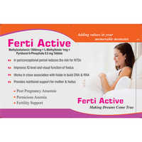 Ferti Active Tablets
