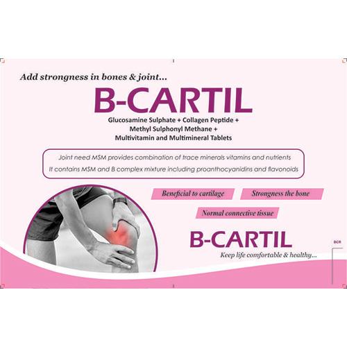 B-Cartil Tablets