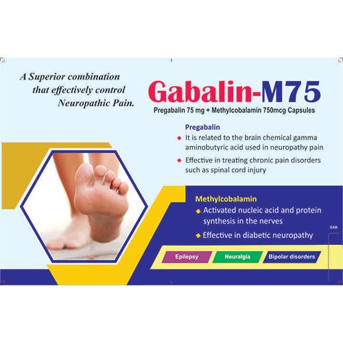 Gabalin-M75 Capsules