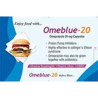 Omeblue-20 Capsules