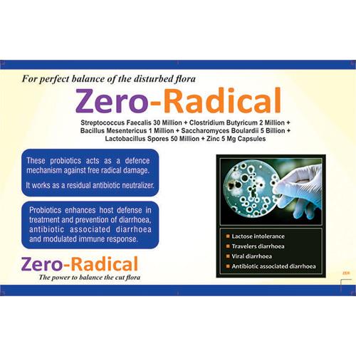 Zero-Radical Capsules