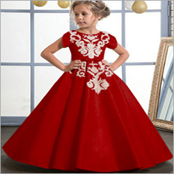 Kids Partywear Dress