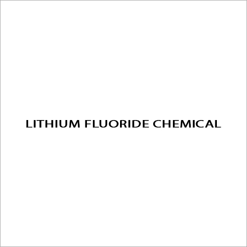 Lithium Fluoride Chemical