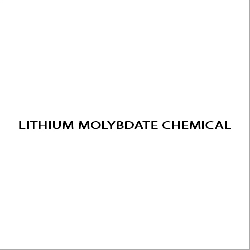 Lithium Molybdate Chemical