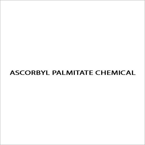 Ascorbyl Palmitate Chemical