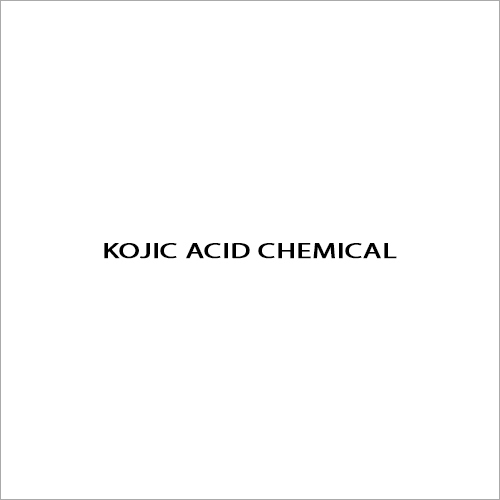 Kojic Acid Chemical