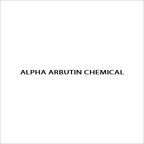 Alpha Arbutin Chemical