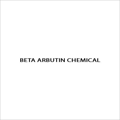 Beta Arbutin Chemical