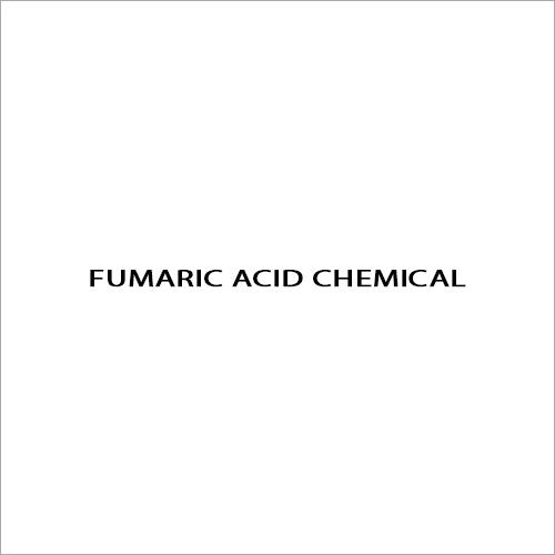 Fumaric Acid Chemical