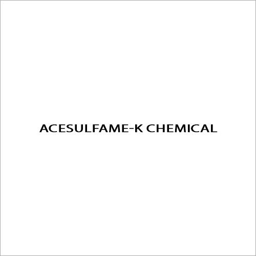 Acesulfame-K Chemical
