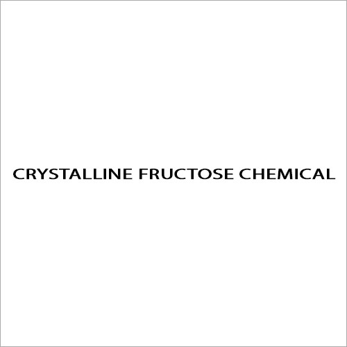 Crystalline Fructose Chemical