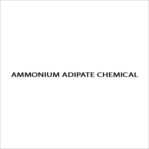 Ammonium Adipate Chemical