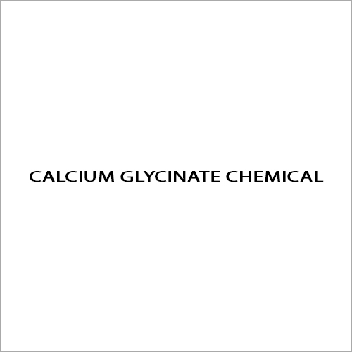 Calcium Glycinate Chemical