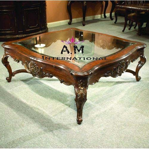classic center table