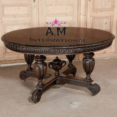 round center table