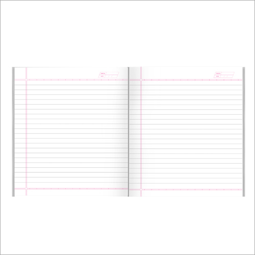 Student Writing Notebook