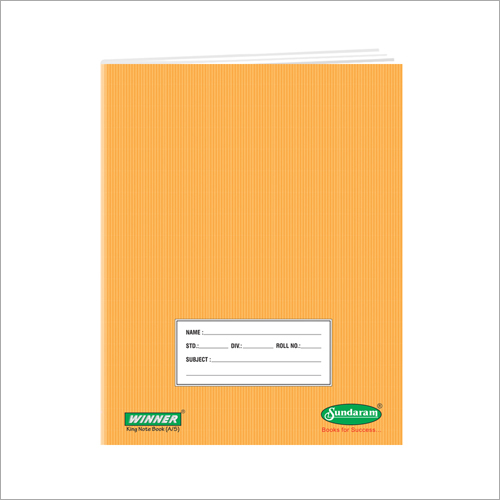 College Writing Notebook