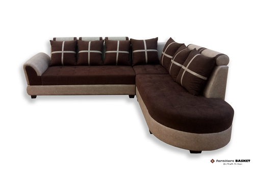 Billowing Corner Sofa