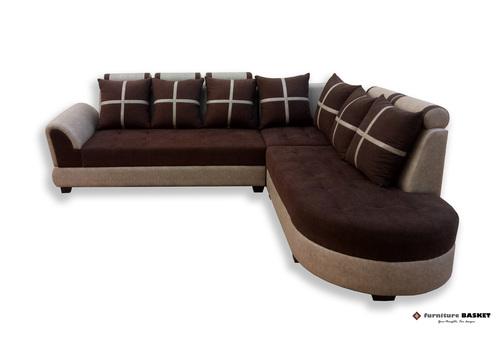 Billowing Corner Sofa