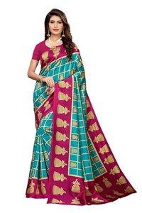 new bollywood style silk saree
