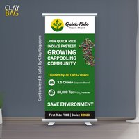 Roll Up Standee 2ft x 5ft