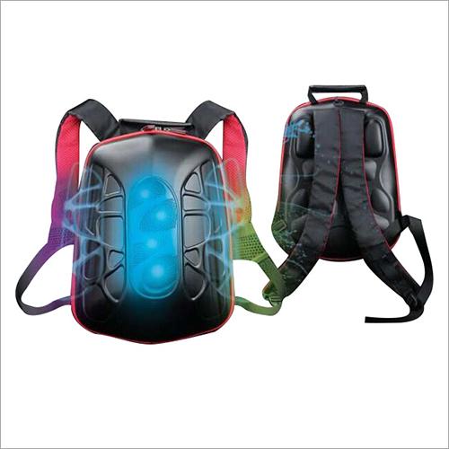 Doppler Back Pack With Power Bank And Speaker