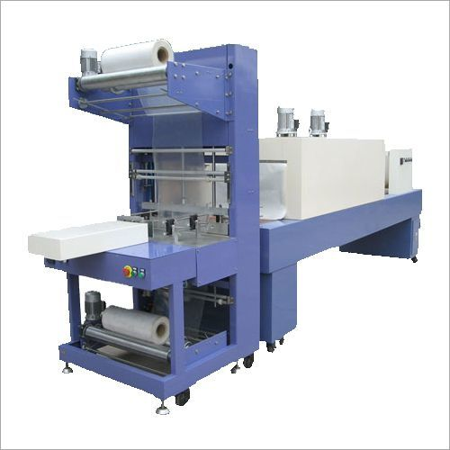 web sealer with shrink wrapping