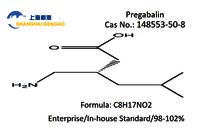 Pregabalin API  Cas No.: 148553-50-8