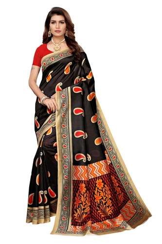 new design bollywood style kalamkari saree