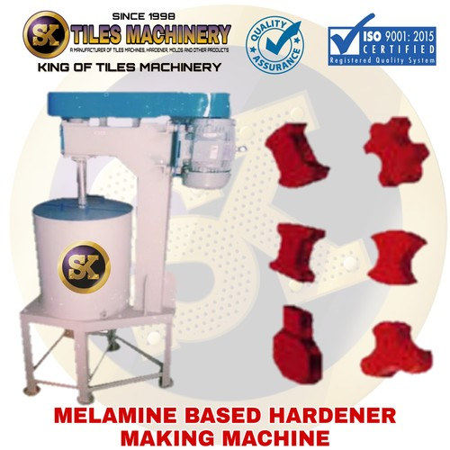 Melamine Based Hardener Making Machine