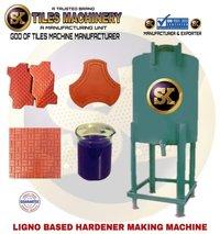 Ligno Based Hardener Making Machine