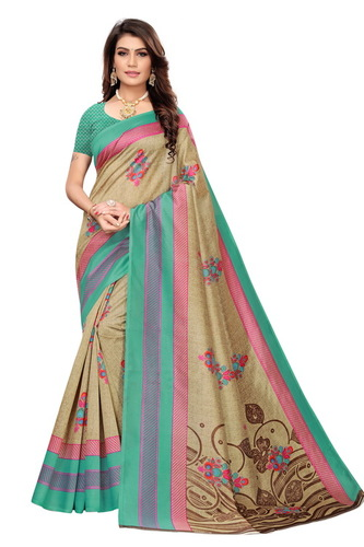 new bollywood style mysore kalamkari silk saree