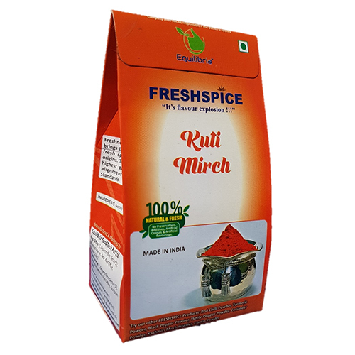 Kuti Mirch Powder