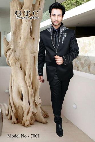 7001 Exclusive Beaded Suit