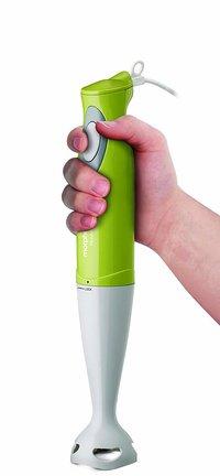 Morphy Richards Pronto Super 301-Watt Hand Blender (Green)