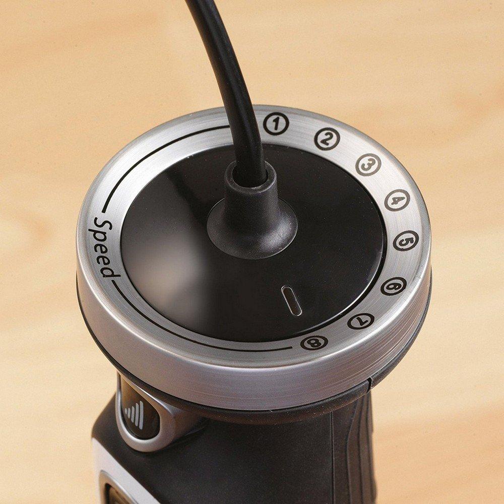 Morphy Richards Prep Set Total Control 650-Watt Hand Blender (White)