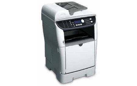 Ricoh 310SFN, Colour Scanner with ADF, FAX, Monochrome Copier Cum Duplex Laser Printer with Network Printing and Scanning