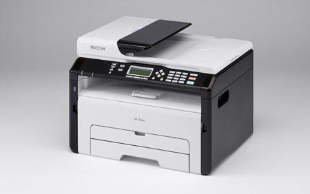 Ricoh SP212SNw (MonoLaser, Network, Wireless) Print, Scan, Copy