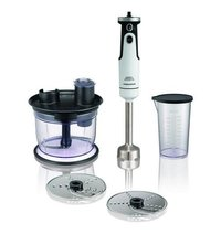 Morphy Richards Workcentre Total Control 650-Watt Hand Blender (White)