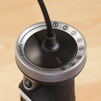 Morphy Richards Workcentre Total Control 650-Watt Hand Blender (White)