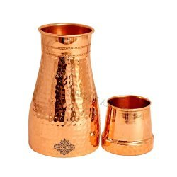 Copper Sugar Pot