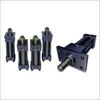 Tie Rod Type Customized Hydraulic Cylinder