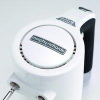 Morphy Richards Total Control 185-Watt Hand Mixer (White)