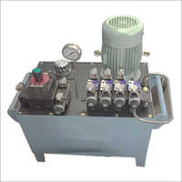 Semi Automatic Power Pack