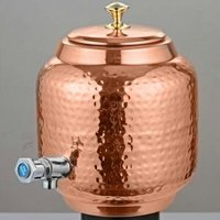 Copper Water Matka