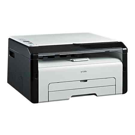 Ricoh Aficio SP 200 Monochrome Laser Printer
