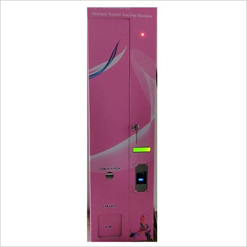 Femmina Biometric Sanitary Napkin Vending Machine