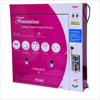 Femmina Fantasia Sanitary Napkin Vending Machine