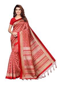 New small design mysore silk  jhalar style kalamkari saree